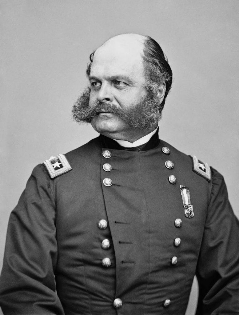 OVH Photos Guerre Secession Generaux Ambrose Burnside