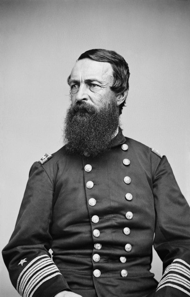 OVH Photos Guerre Secession Generaux David Dixon Porter