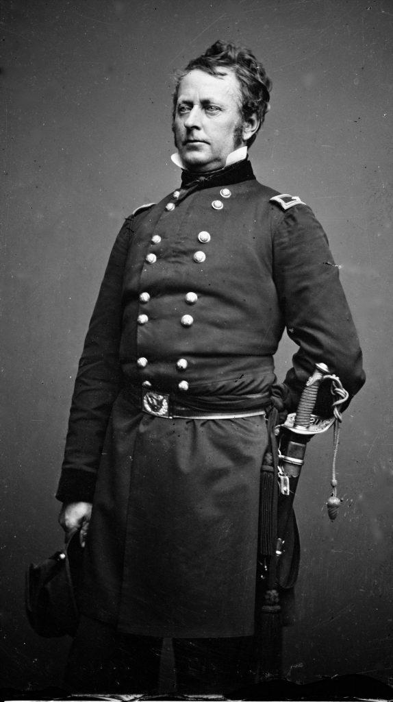 OVH Photos Guerre Secession Generaux Joseph Hooker