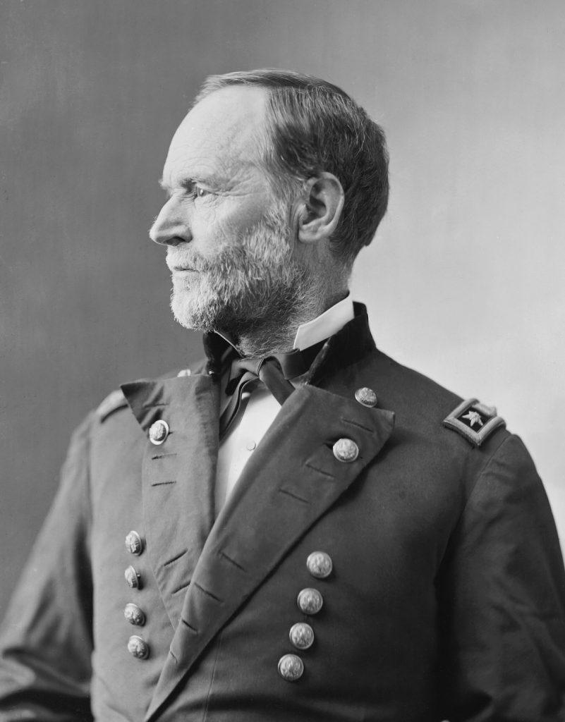 OVH Photos Guerre Secession Generaux William Tecumseh Sherman02