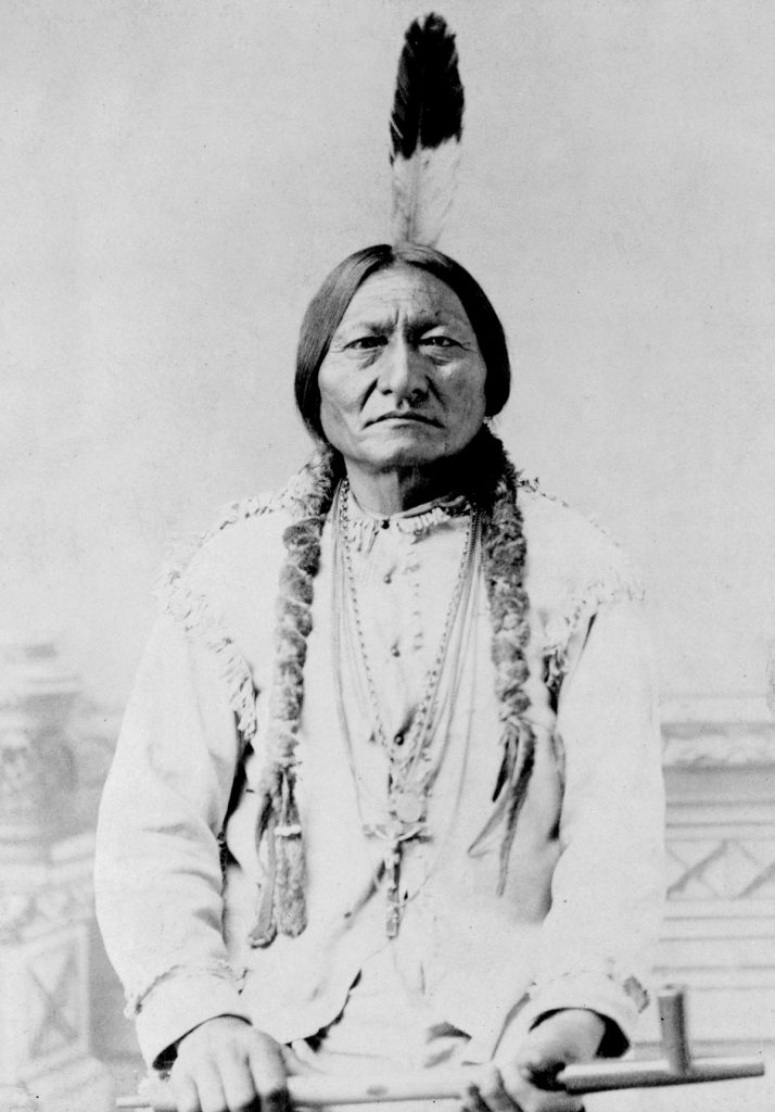 OVH Photos Indiens Chefs02 Sitting Bull