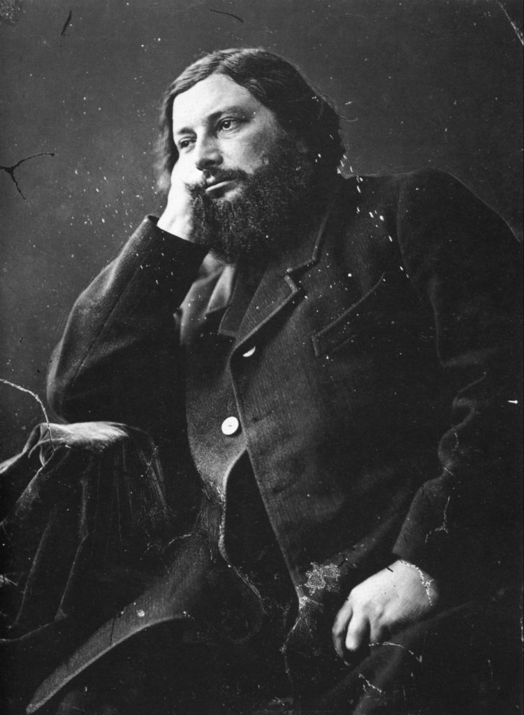 OVH Photos Nadar Gustave Courbet